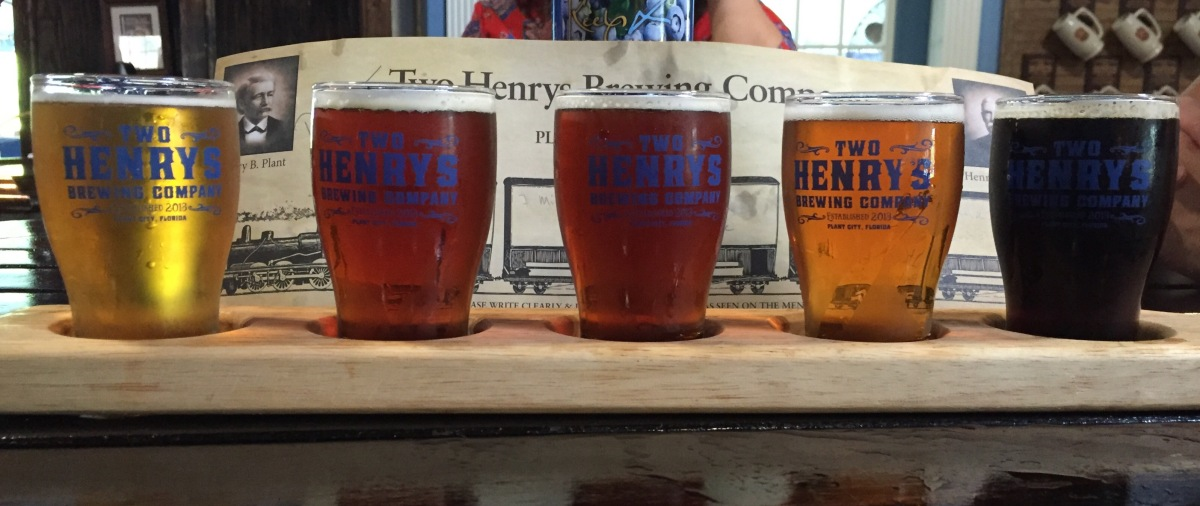 The Tale of Two HenrysBrewing