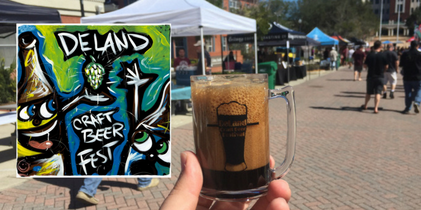8th Annual Deland Craft BeerFestival