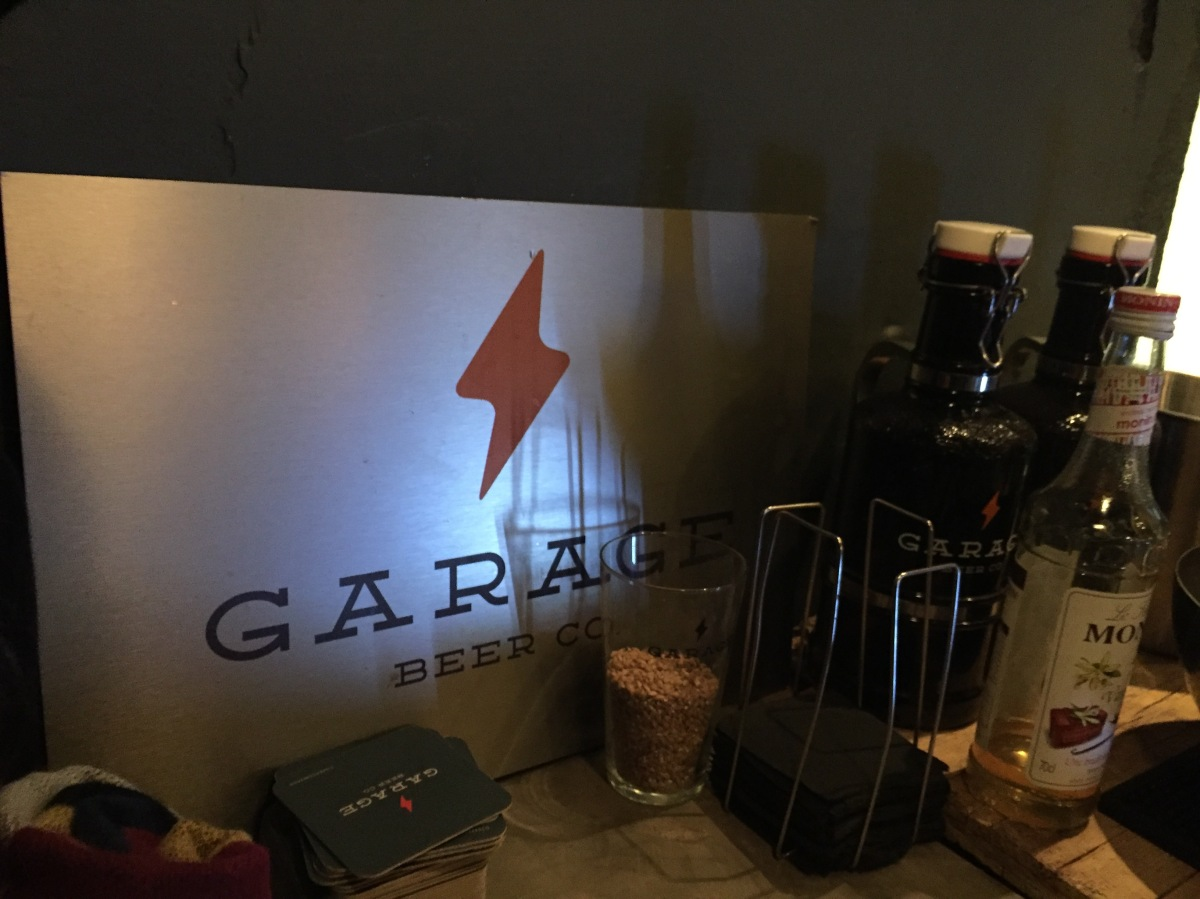 Barcelona and the Garage BeerCo.