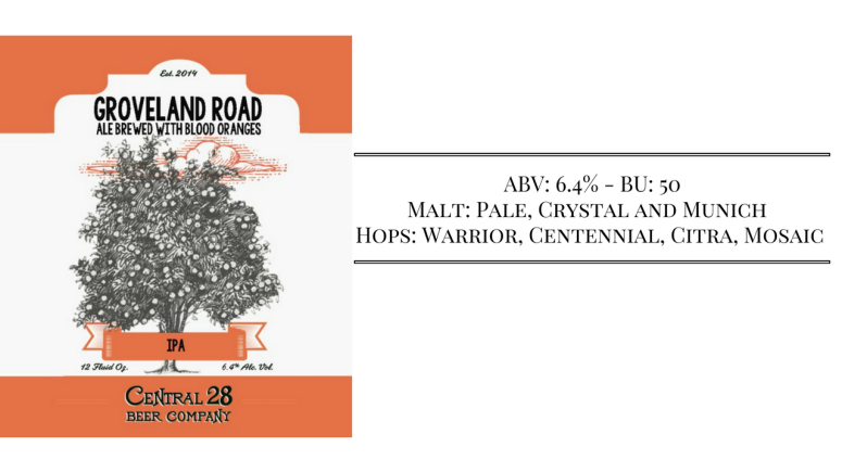 ABV- 6.4% - BU- 50 Malt- Pale, Crystal and Munich - Hops- Warrior, Centennial, Citra, Mosaic (1)
