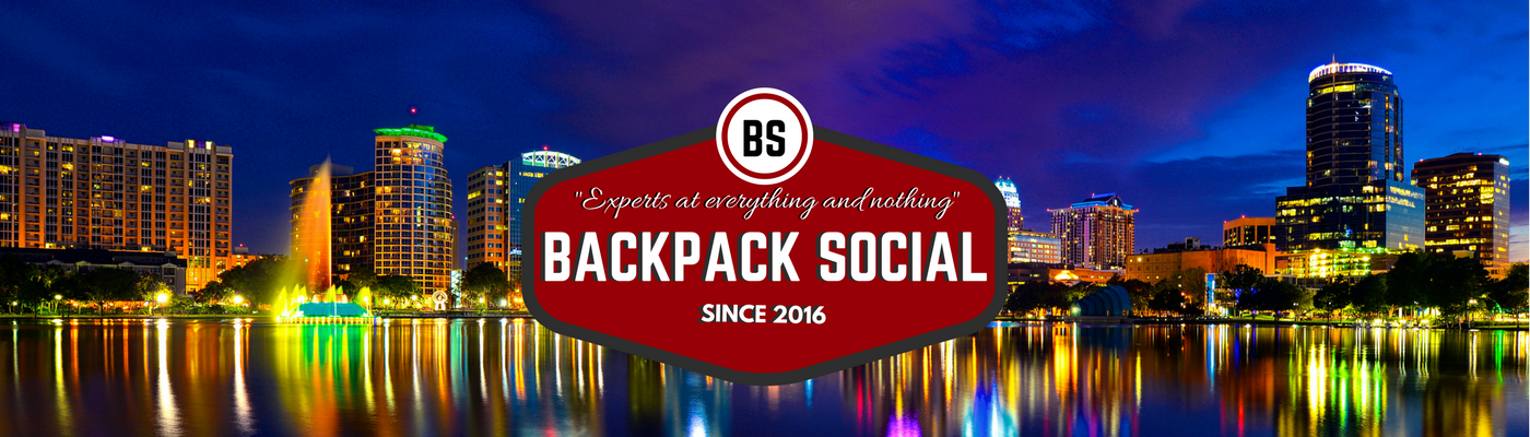 Backpack Social