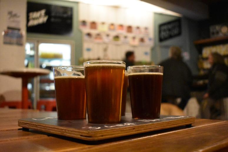 Brewers Coop Beers